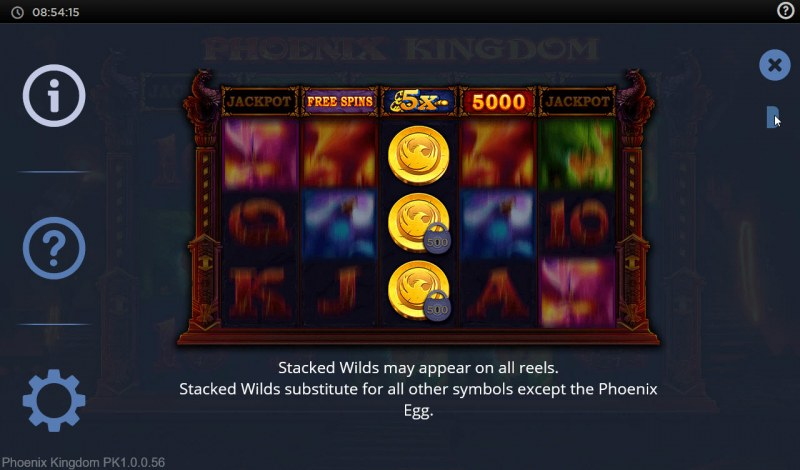 Phoenix Kingdom :: Stacked Wilds