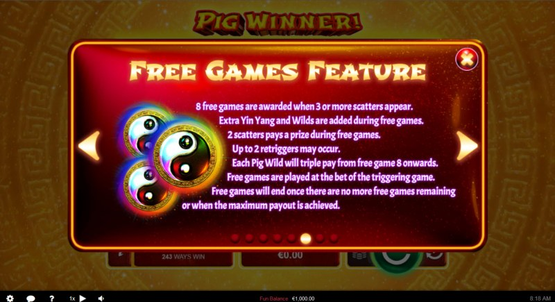 Pig Winner :: Free Game Rules
