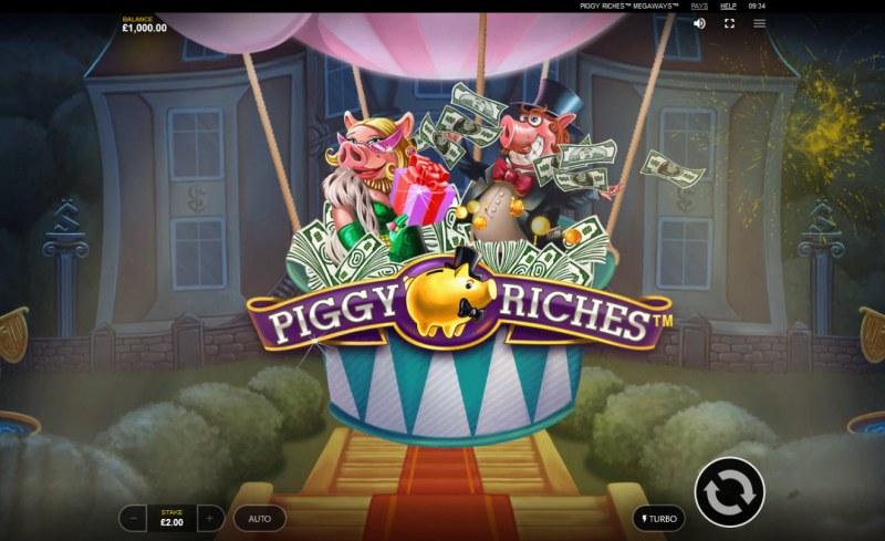 Piggy Riches Megaways :: Introduction