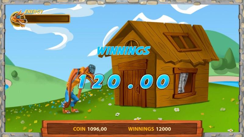 Pigs & Bricks :: Total bonus payout