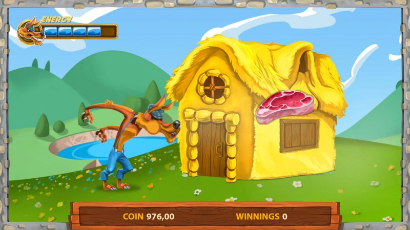 Pigs & Bricks :: Blow the house down and win prizes
