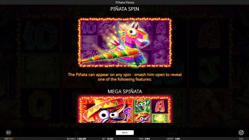 Pinata Fiesta :: Pinata Spin