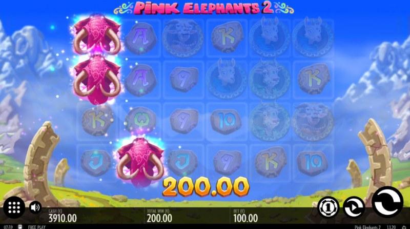 Pink Elephants 2 :: Two of a kind