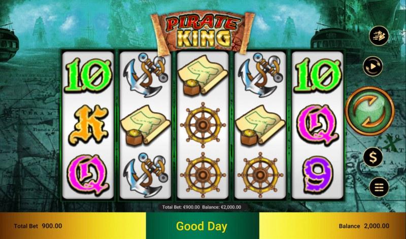 Pirate King :: Main Game Board