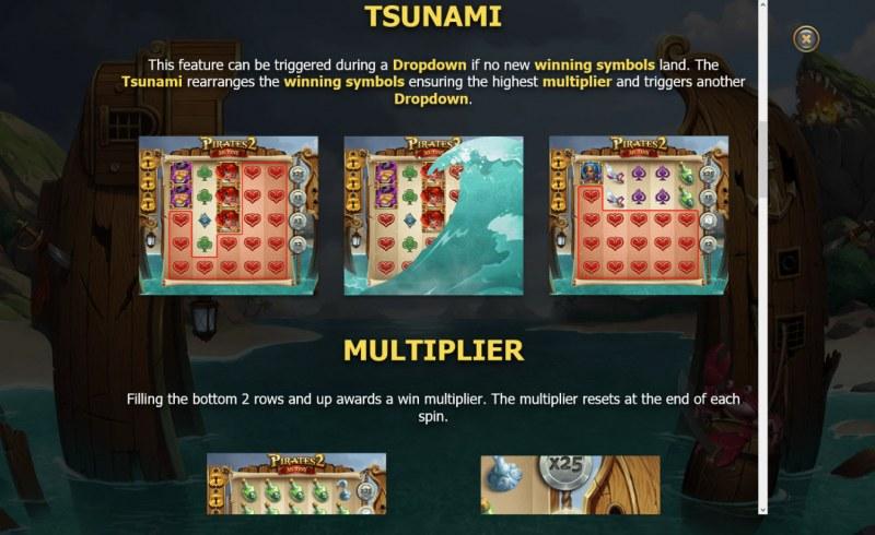 Pirates 2 Mutiny :: Tsunami Feature