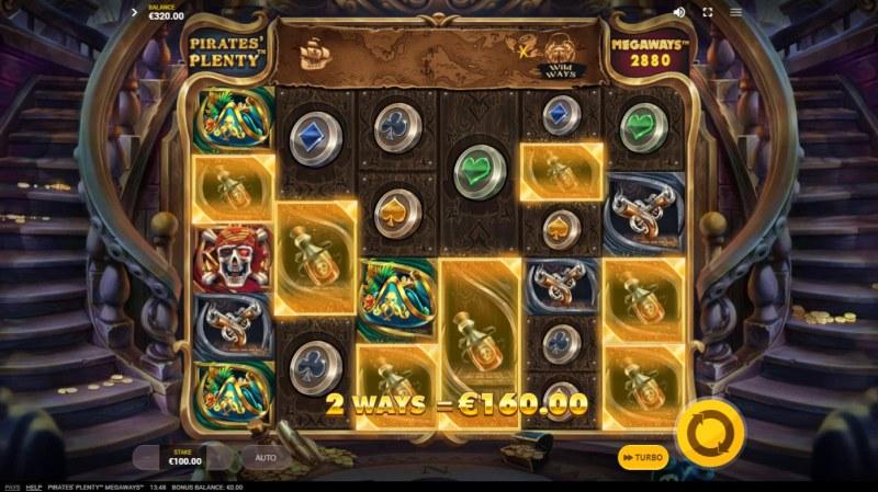 Pirates Plenty Megaways :: Multiple winning ways