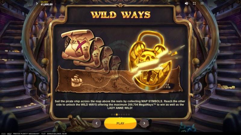 Pirates Plenty Megaways :: Wild Ways