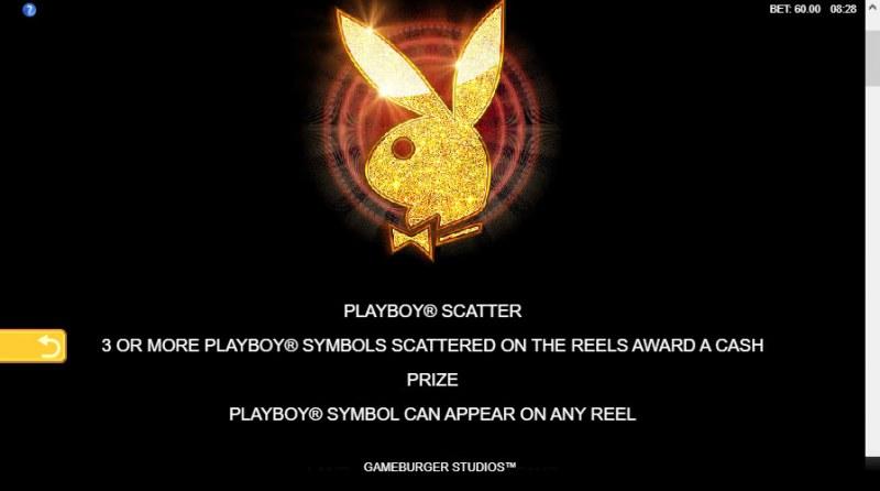 Playboy Fortunes :: Playboy logo feature