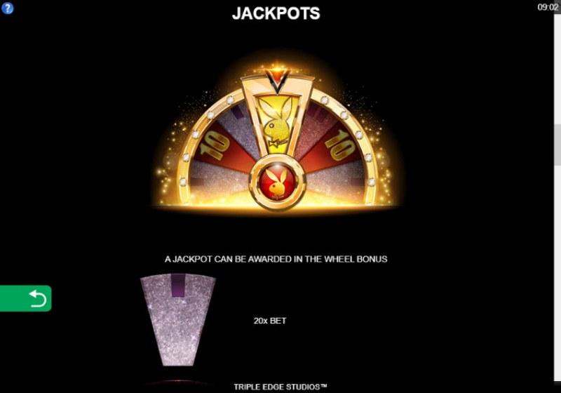 Playboy Gold Jackpots :: Jackpots