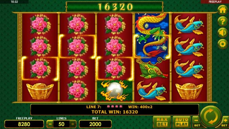 Plenty Dragons :: Big Win