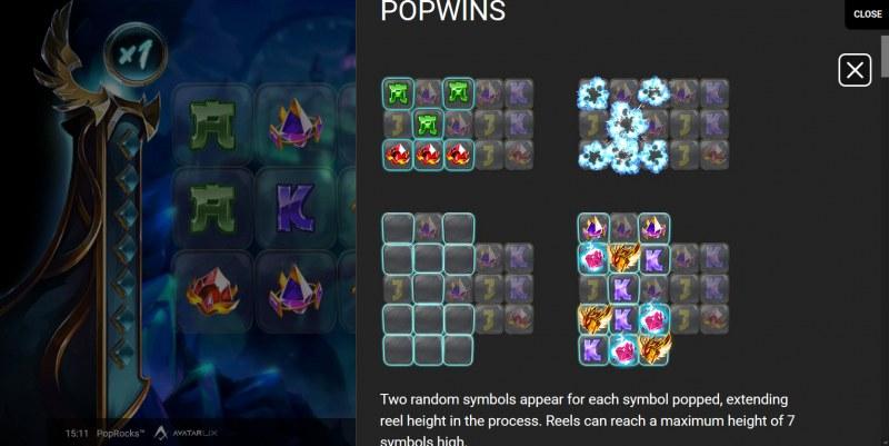 Poprocks :: Popwins