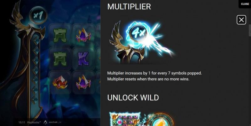 Poprocks :: Multiplier