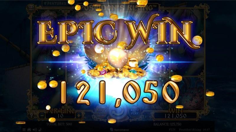 Poseidon's Rising :: Epic Win