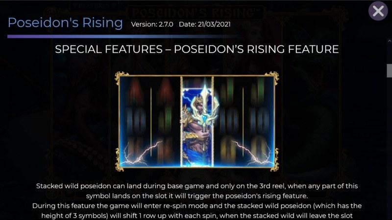 Poseidon's Rising :: Poseidon's Rising Feature