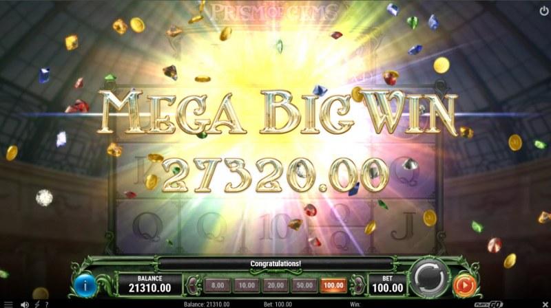Prism of Gems :: Mega Big Win
