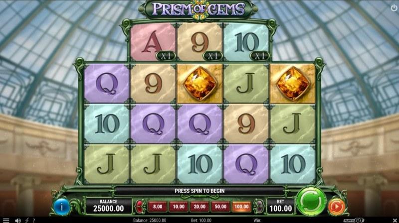 Prism of Gems :: Main Game Board