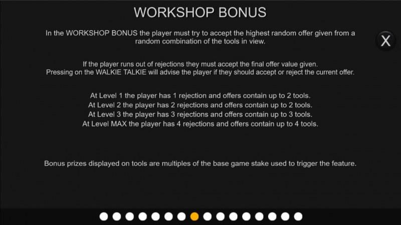 Prison Escape :: Workshop Bonus
