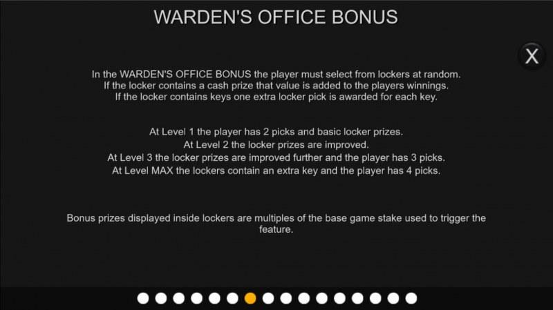 Prison Escape :: Wardens Office Bonus
