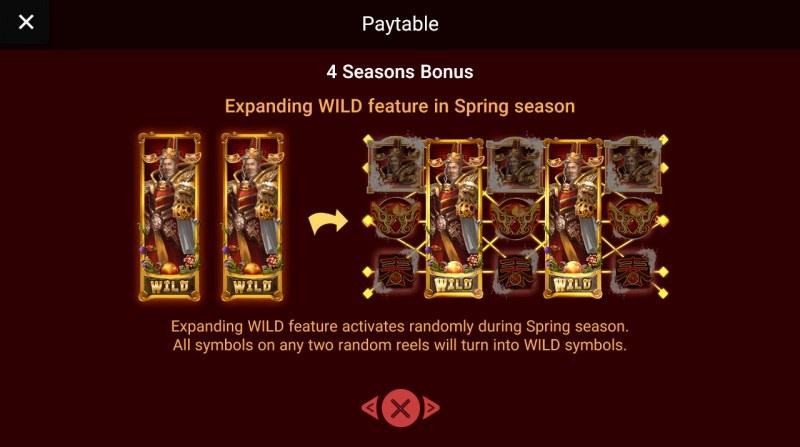 Prosperity Gods :: Bonus Game Rules