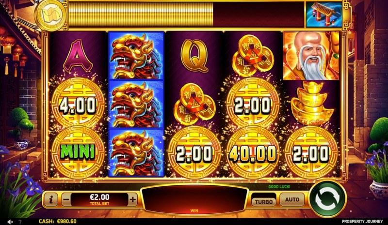 Prosperity Journey :: Jackpot Mania
