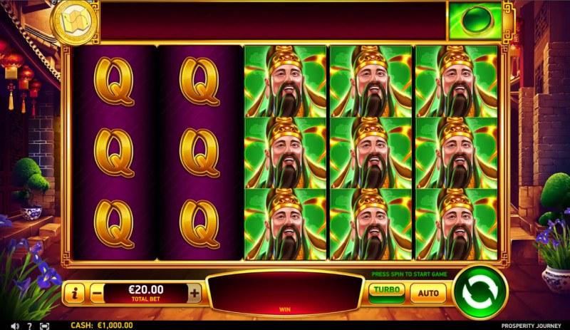 Prosperity Journey :: Base Game Screen