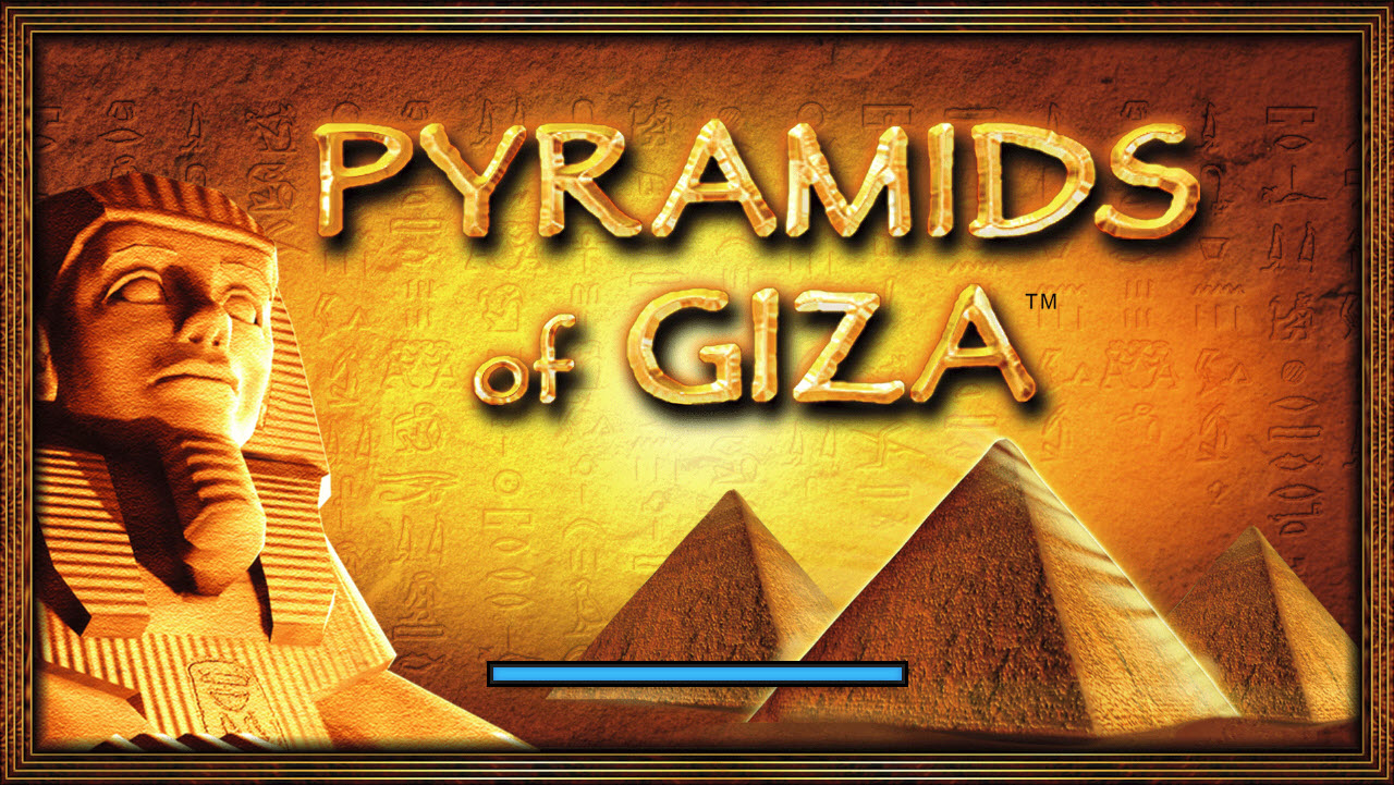 Play slots at All British: All British featuring the Video Slots Pyramids of Giza with a maximum payout of $250,000