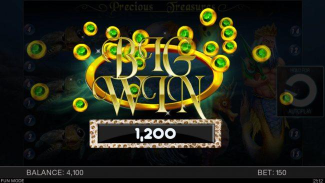 Precious Treasures :: Big Win