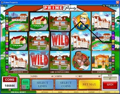 Vera&John featuring the Video Slots Prime Property with a maximum payout of $15,000