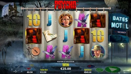 Play slots at PropaWin: PropaWin featuring the Video Slots Psycho with a maximum payout of $5,000
