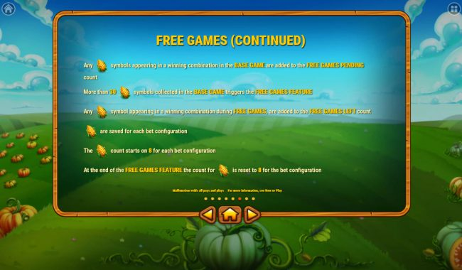 Pumpkin Patch :: Free Game Rules