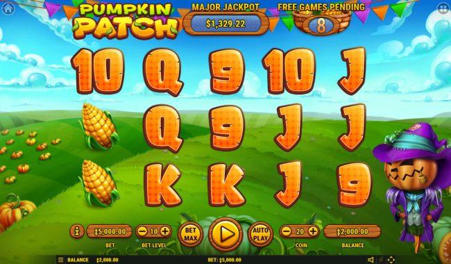 Pumpkin Patch :: Main Game Board