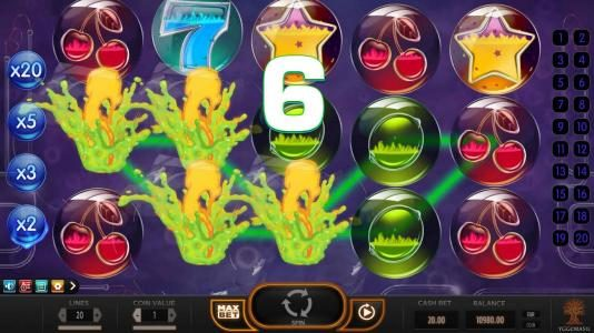 Play slots at Vip Club: Vip Club featuring the Video Slots Pyrons with a maximum payout of $50,000
