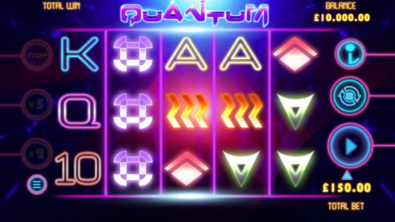 Quantum :: Main Game Board