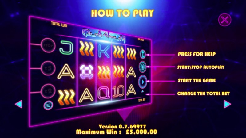 Quantum :: How To Play
