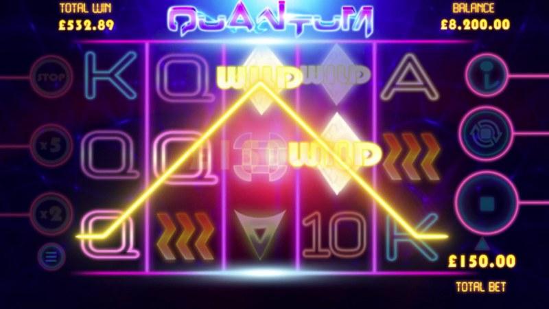 Quantum :: Four of a kind