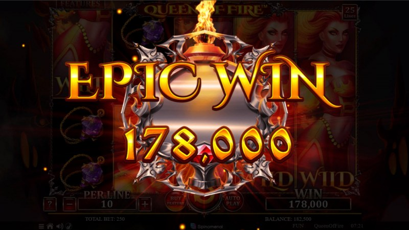 Queen of Fire :: Epic Win