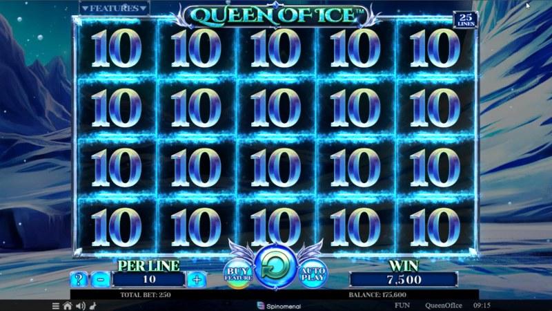 Queen of Ice :: Full Screen Win