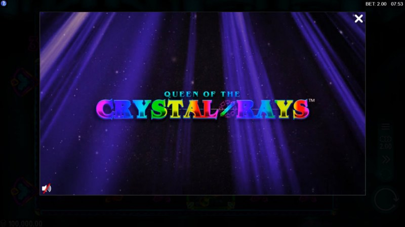 Queen of the Crystal Rays :: Introduction
