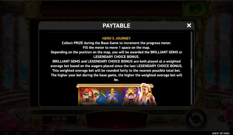 Quest of Gods :: Bonus Feature