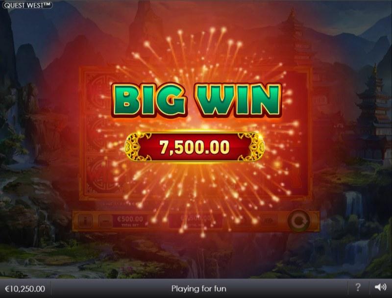 Quest West :: Big Win