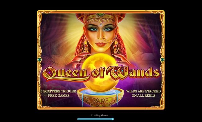 LesA Casino featuring the Video Slots Queen of Wands with a maximum payout of $50,000