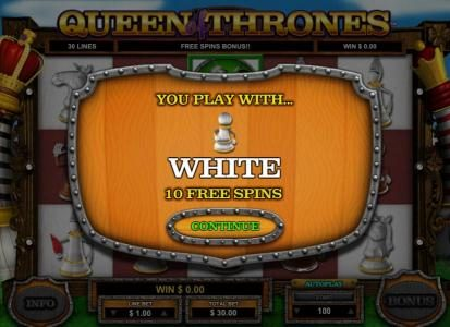 Casimba featuring the Video Slots Queen of Thrones with a maximum payout of $25,000