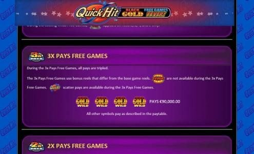 3x pays free games