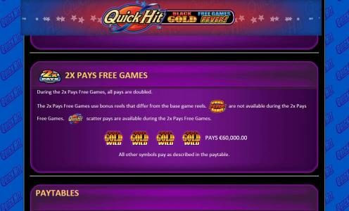 2x pays free games