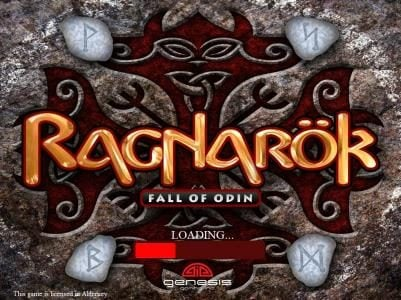 Casimba featuring the Video Slots Ragnarok Fall of Odin with a maximum payout of $10,000