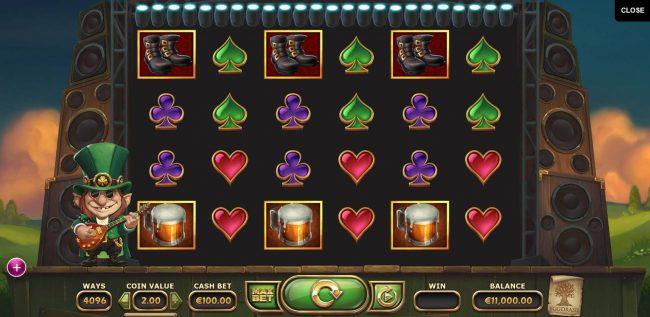 Play slots at Viggoslots: Viggoslots featuring the Video Slots Rainbow Ryan with a maximum payout of $500,000