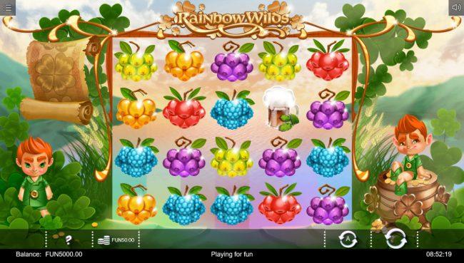 Rainbow Wilds :: Main Game Board