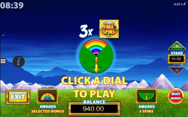 Lucky Me Slots featuring the Video Slots Rainbow Riches Pick n Mix with a maximum payout of $250,000