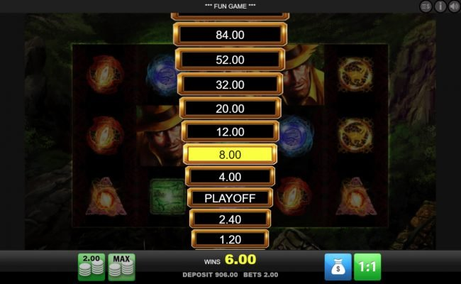 Leo Vegas featuring the Video Slots Raptor Hunter with a maximum payout of $2,000