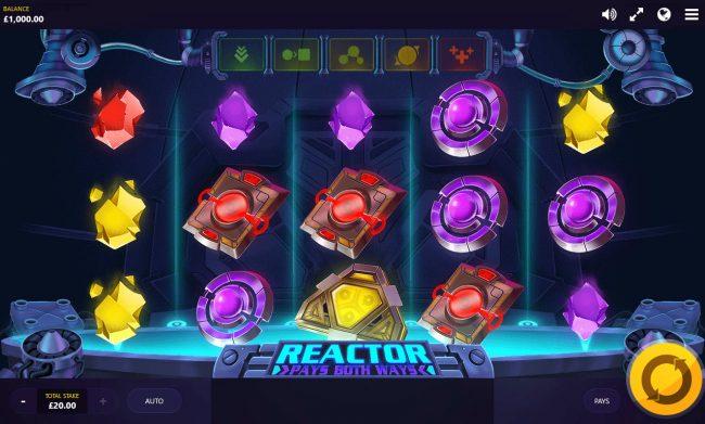Reactor :: Main Game Board